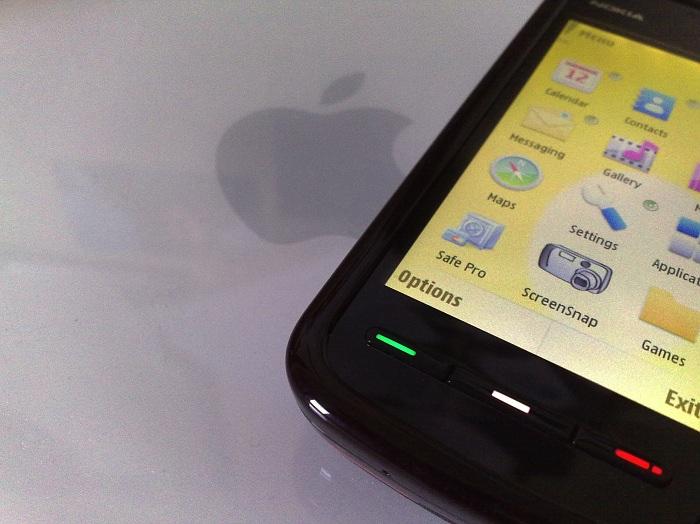 Nokia 5800 and Mac Mini