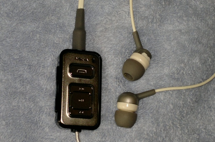 AD-44 Multimedia headset adaptor