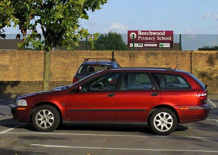 Car park example 1