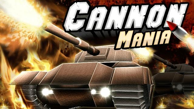 Если нечем заняться, то игра Cannon Mania для смартфонов Nokia на платформе