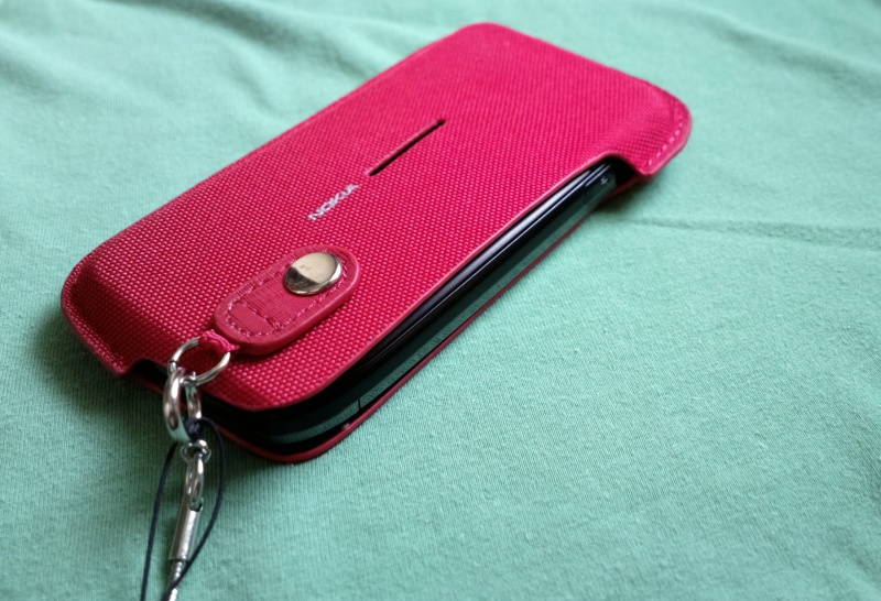 Nokia E6 case round-up photo