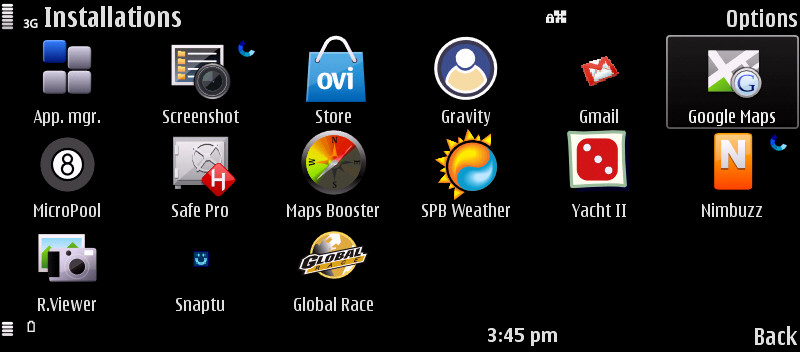 E90 screenshot