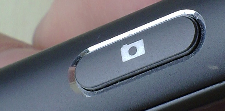 Button detailing