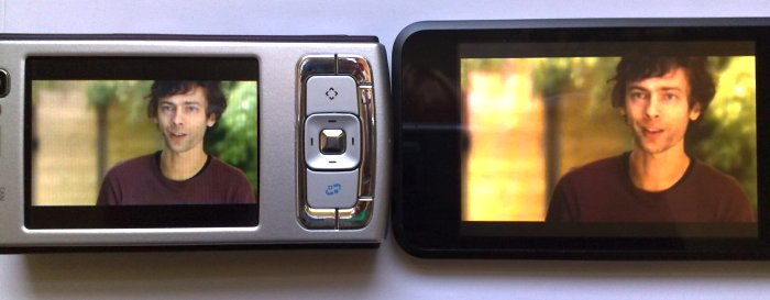 S60 and iPhone