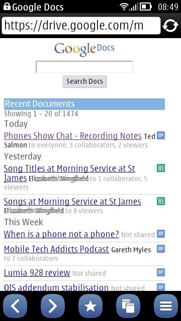 Screenshot, Shortcuts piece