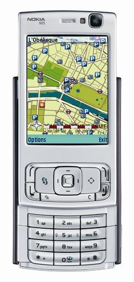 Nokia N95 classic