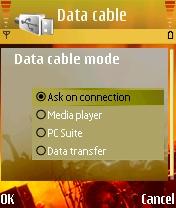 N91 USB Menu