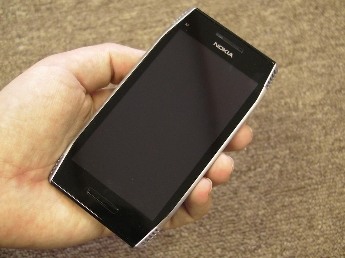 Nokia x7 00 software - Nokia X7 Gallery Thumbnail