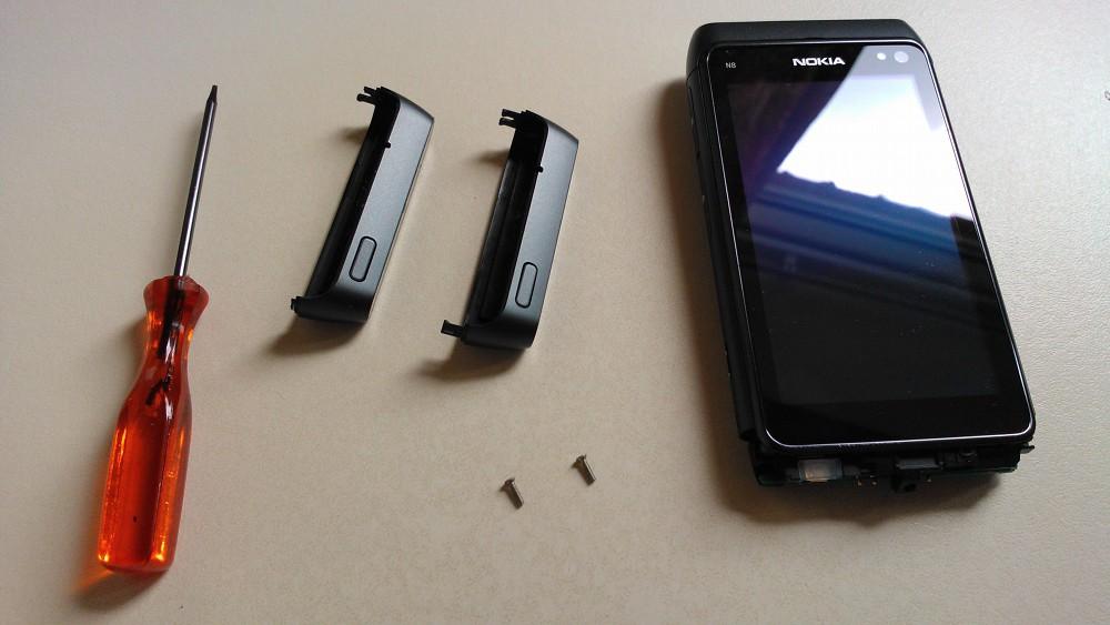 N8 Repair kit