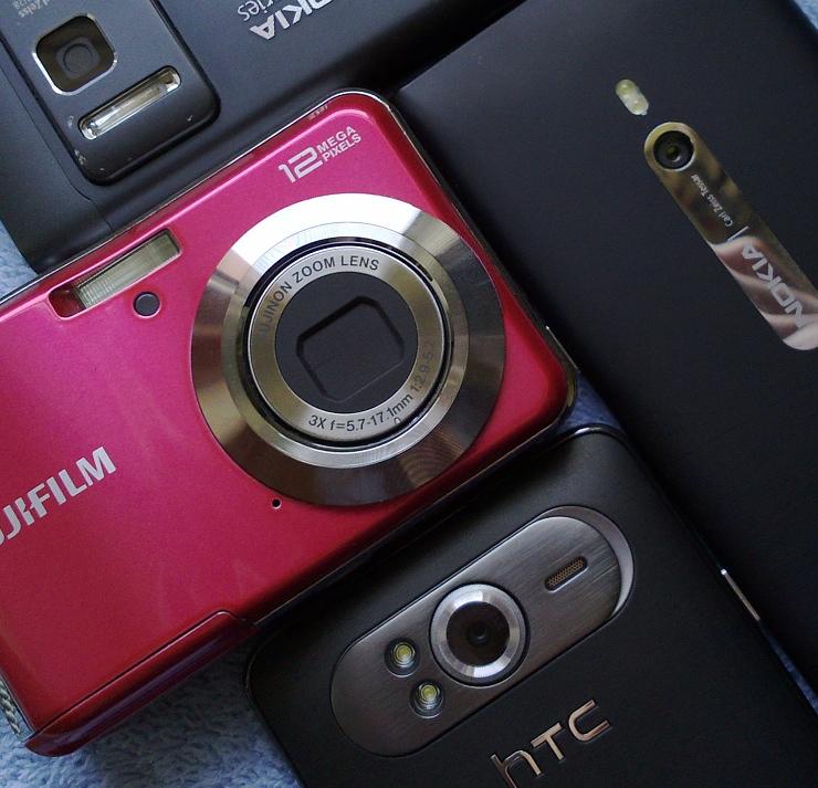Camera, camera phones!