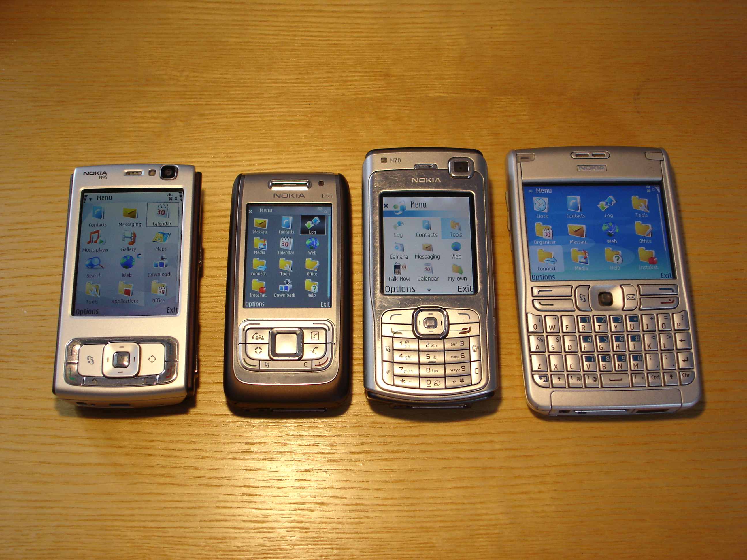 Nokia E65 Review All About Symbian