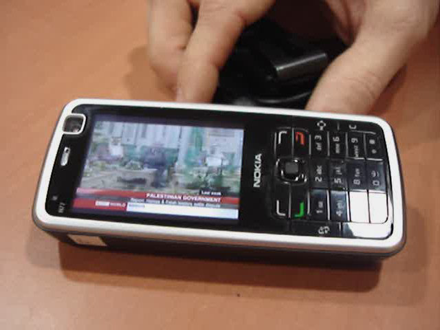 Nokia N77 Preview - DVB-H Mobile TV Handset