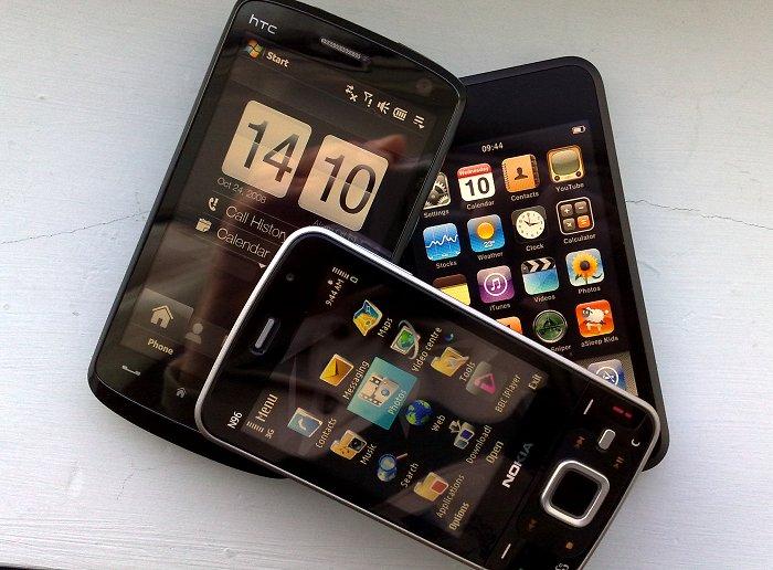 إحتدام البراءات شركات الهواتف الذكية