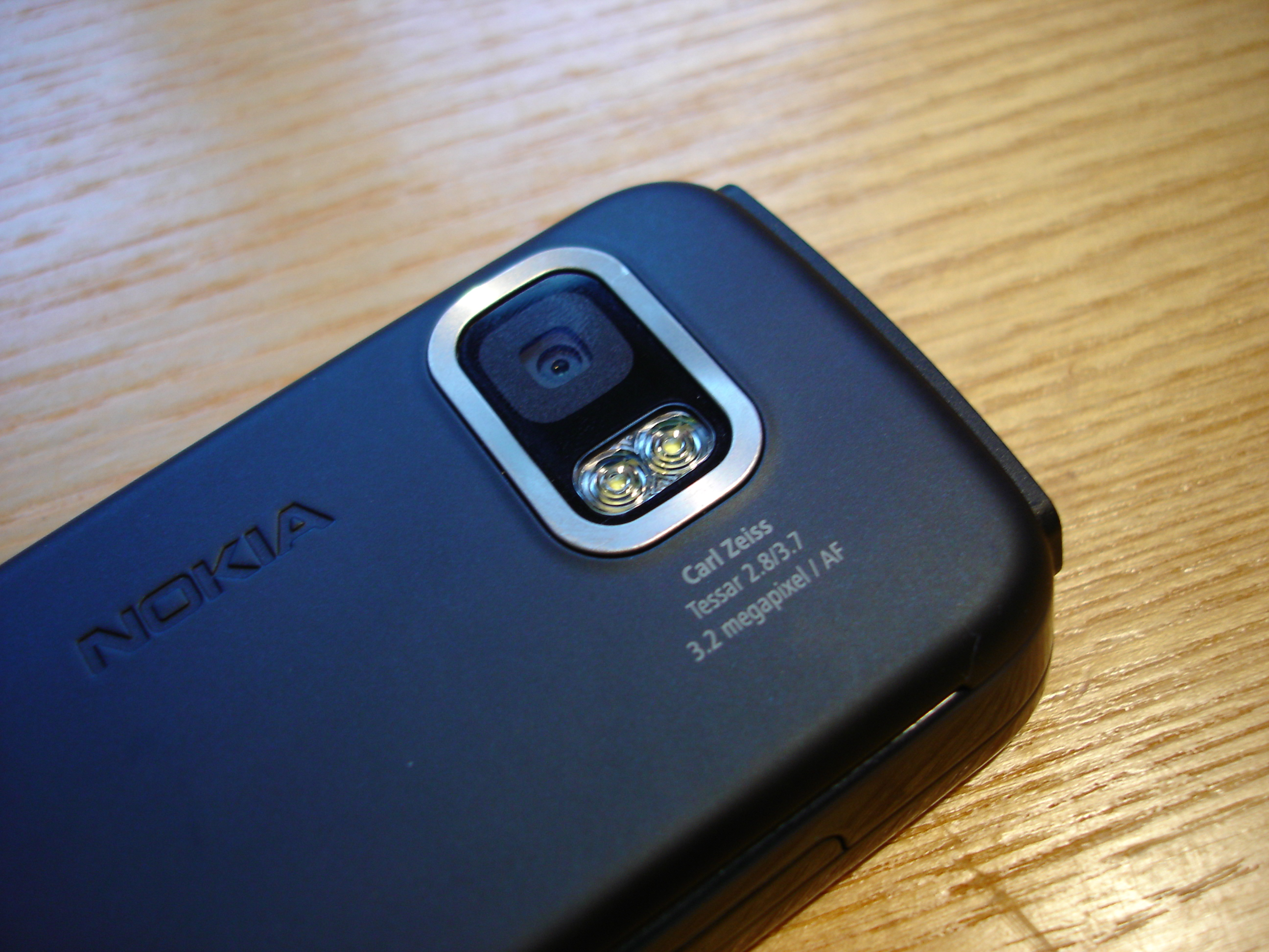 uc player for nokia 5800 xpressmusic specs