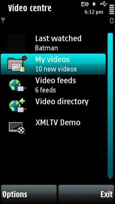 Video centre