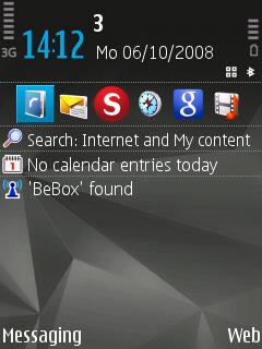 Alfie Dennen's Desktop
