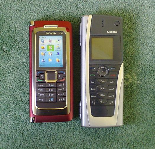 E90 vs (500