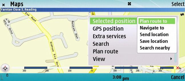 E90 Maps