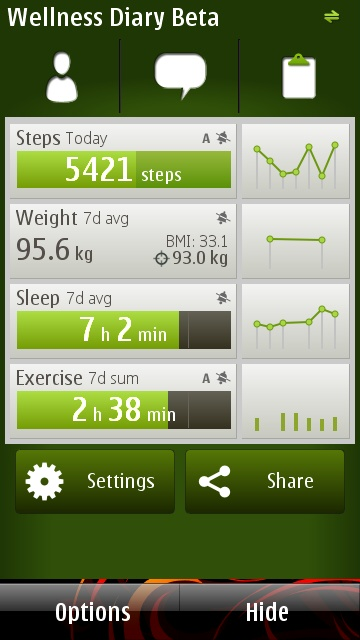Keep fit with your Nokia smartphone
