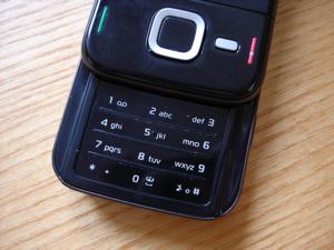 N85 keypad