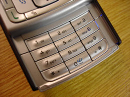 N95 keypad