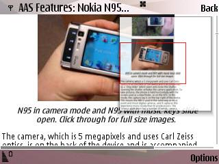 N95 Browser
