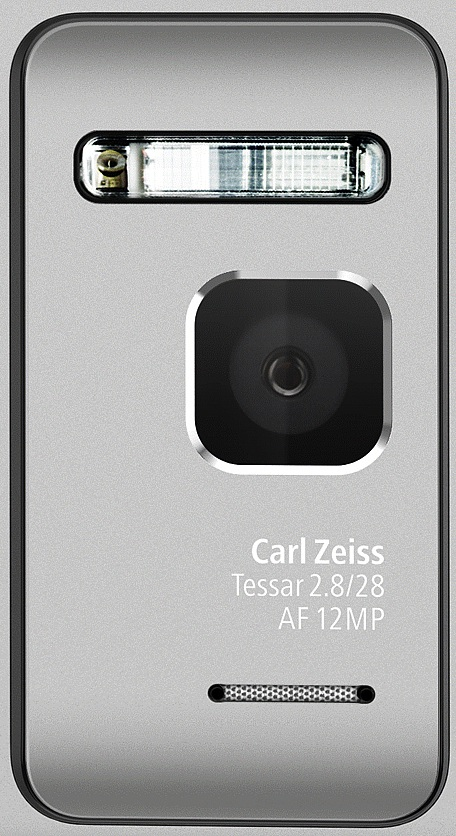 N8 camera module