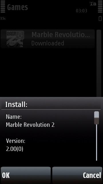 Marble Revolution 2 installation