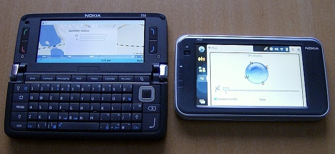 nokia e90 vs nokia n810 part 2 gps apps web and multimedia rh allaboutsymbian com Nokia N810 Size Opera Nokia N810