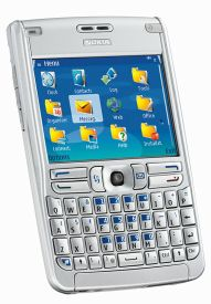 Nokia E61