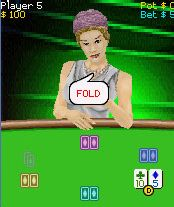 Pocket Aces Texas Hold Em screenshot