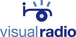 Visual Radio logo