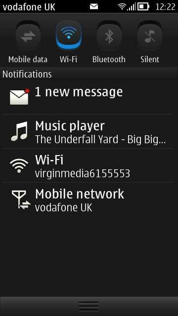 Symbian Belle tutorial