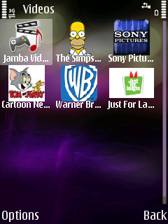 Download Videos section