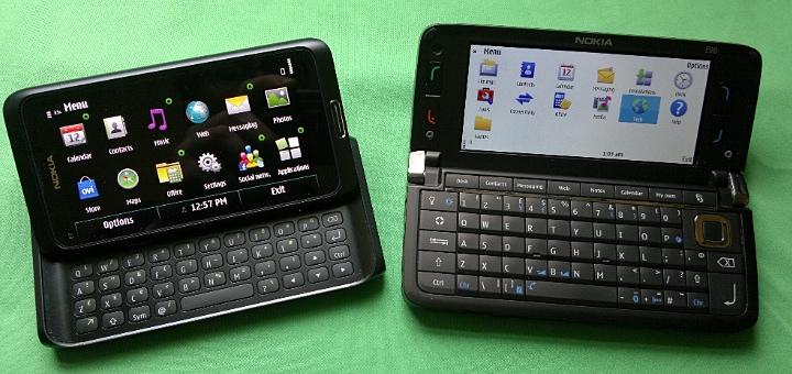 E7 and E90
