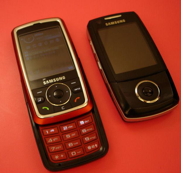 sgh-400 and sgh-i520
