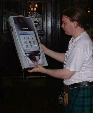 The Nokia 7650