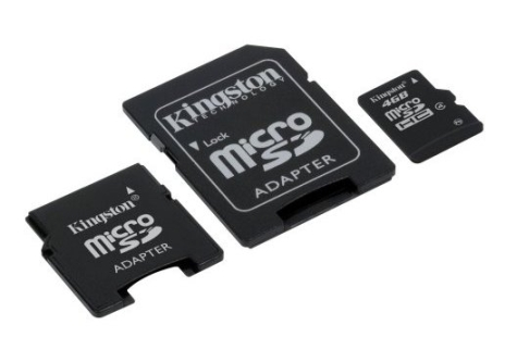 microSD adaptors