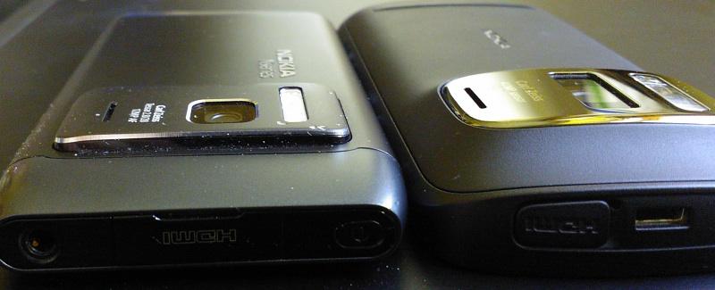 Nokia n8 vs 808