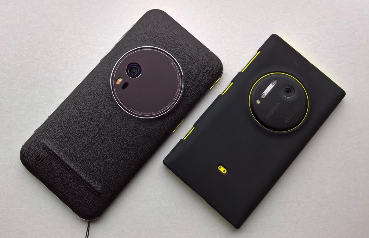 Zenfone zoom and 1020
