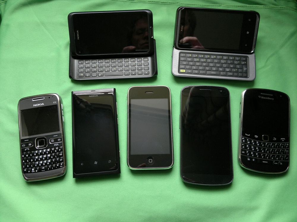 Devices, spoilt for choice