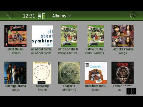 N900 albums