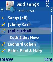 playlist management