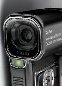 N93 camera barrel