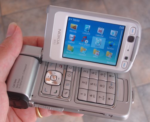 S60 phone