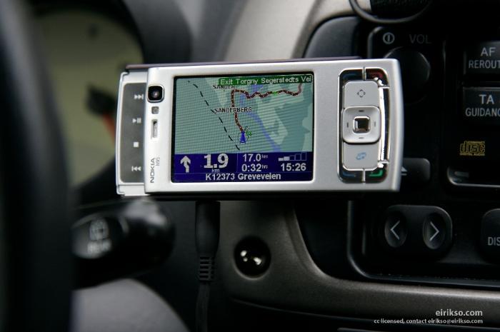 N95 nav