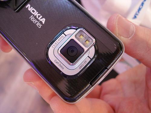 N96 Camera