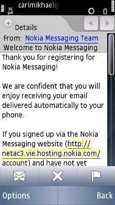 Nokia Messaging Setup 14