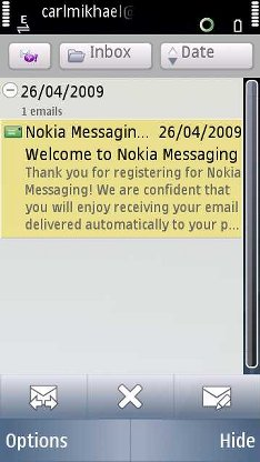 Nokia Messaging Setup 13