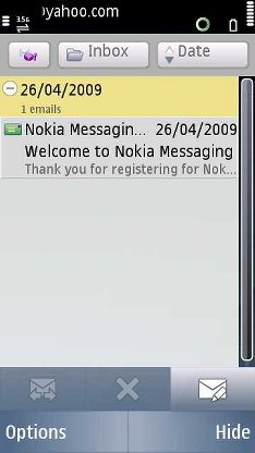Nokia Messaging Setup 12